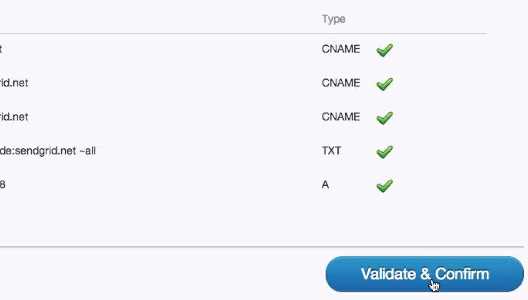 DNSレコードの設定をチェック