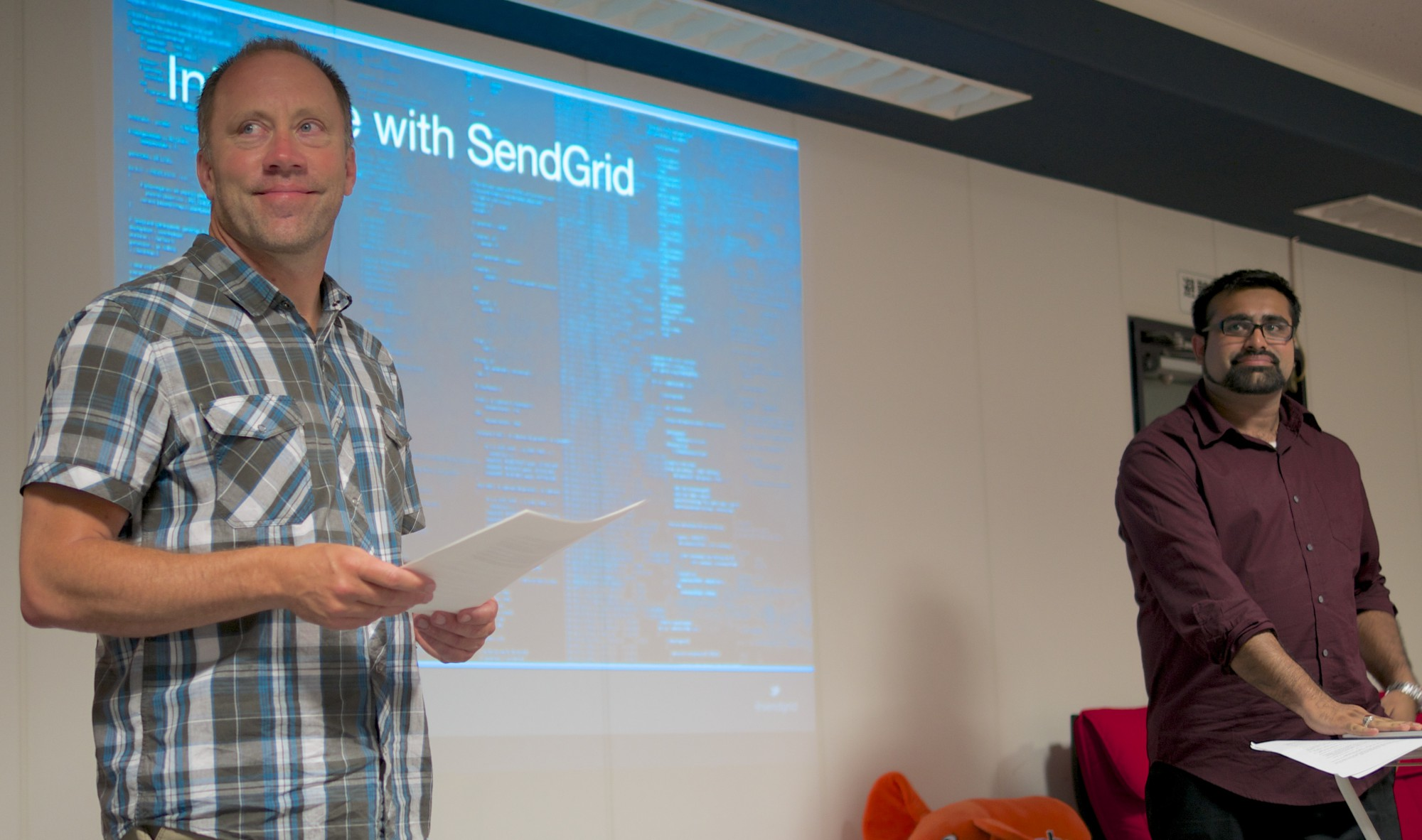 SendGrid Night episode 3 開催しました
