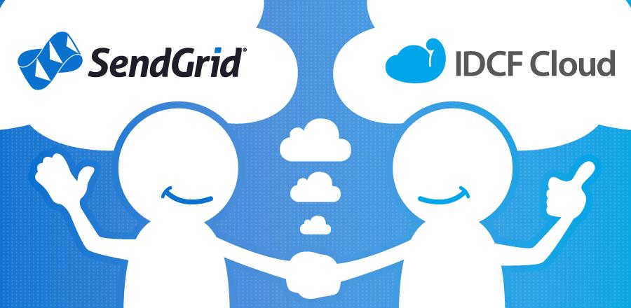 『IDCFクラウド』からSendGridをお得に利用できるようになりました