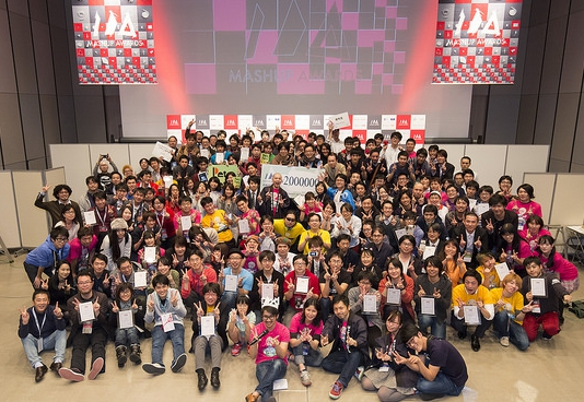 MA11授賞式