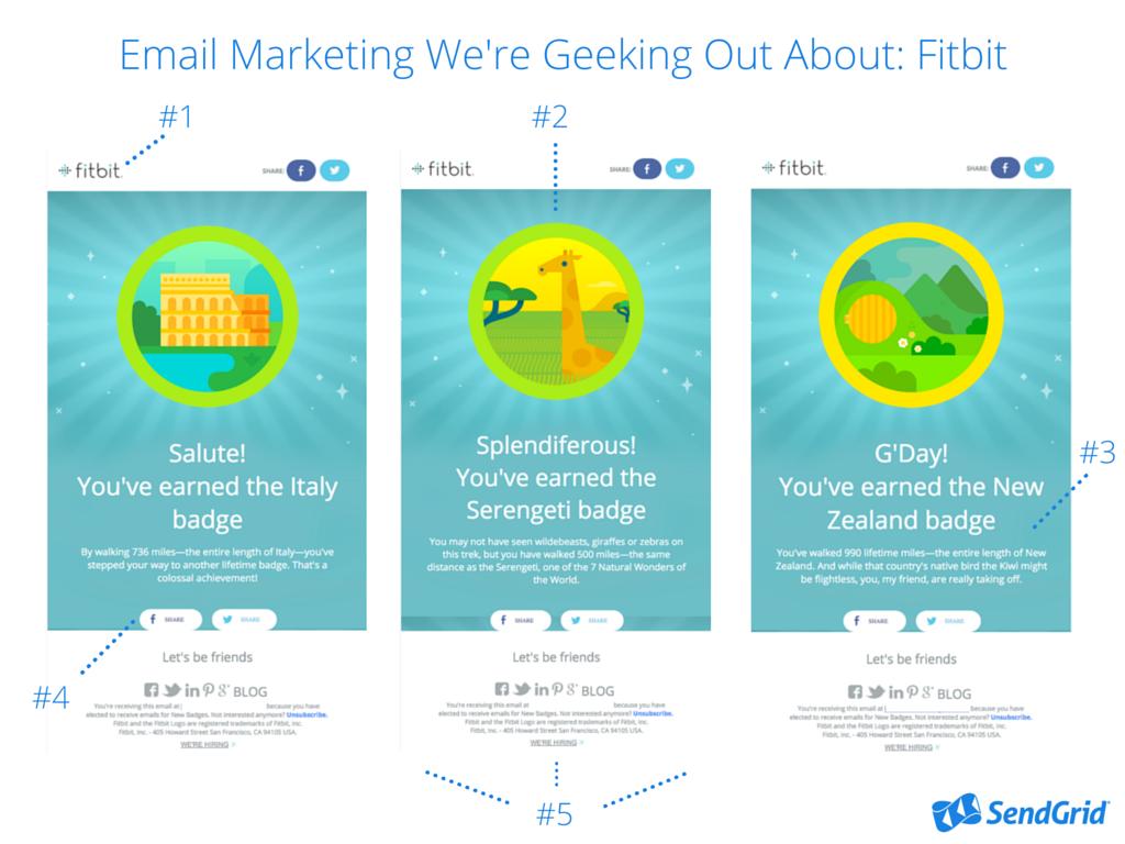 Fitbitのメールから読み解く、メールマーケティングのポイント