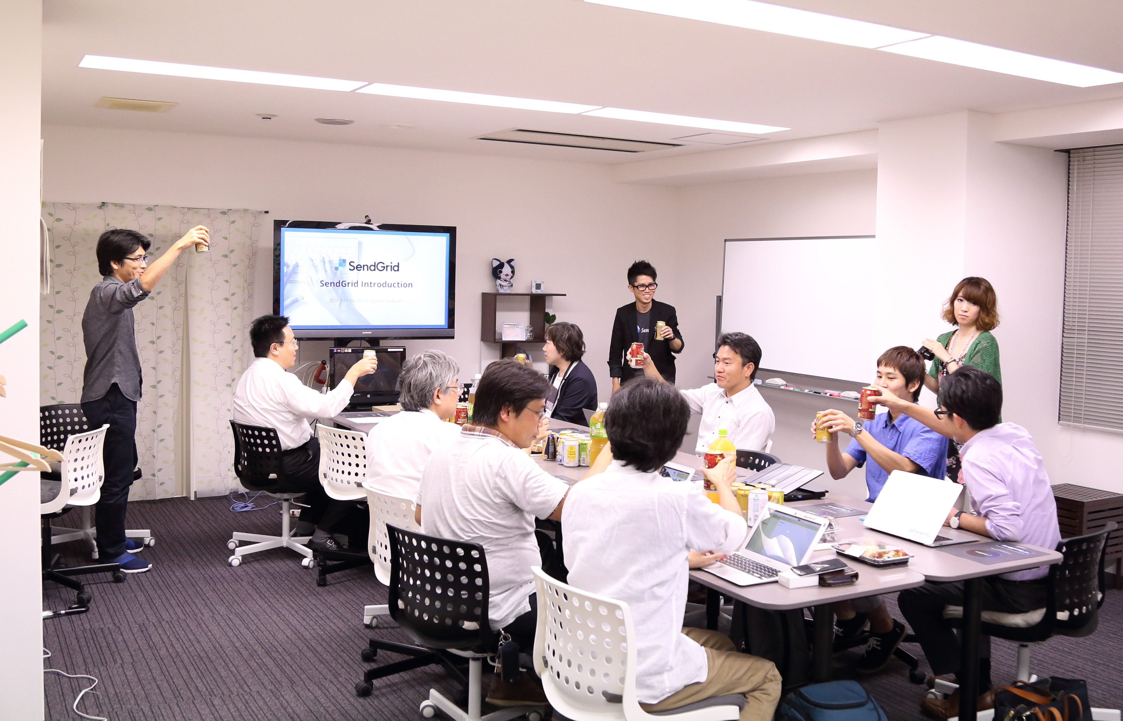 SendGrid Night in Osaka #1