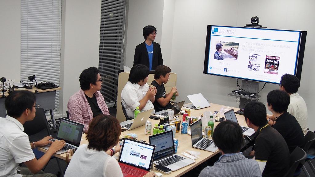 株式会社構造計画研究所 SendGrid (見習い)サポートエンジニア 菊田洋一