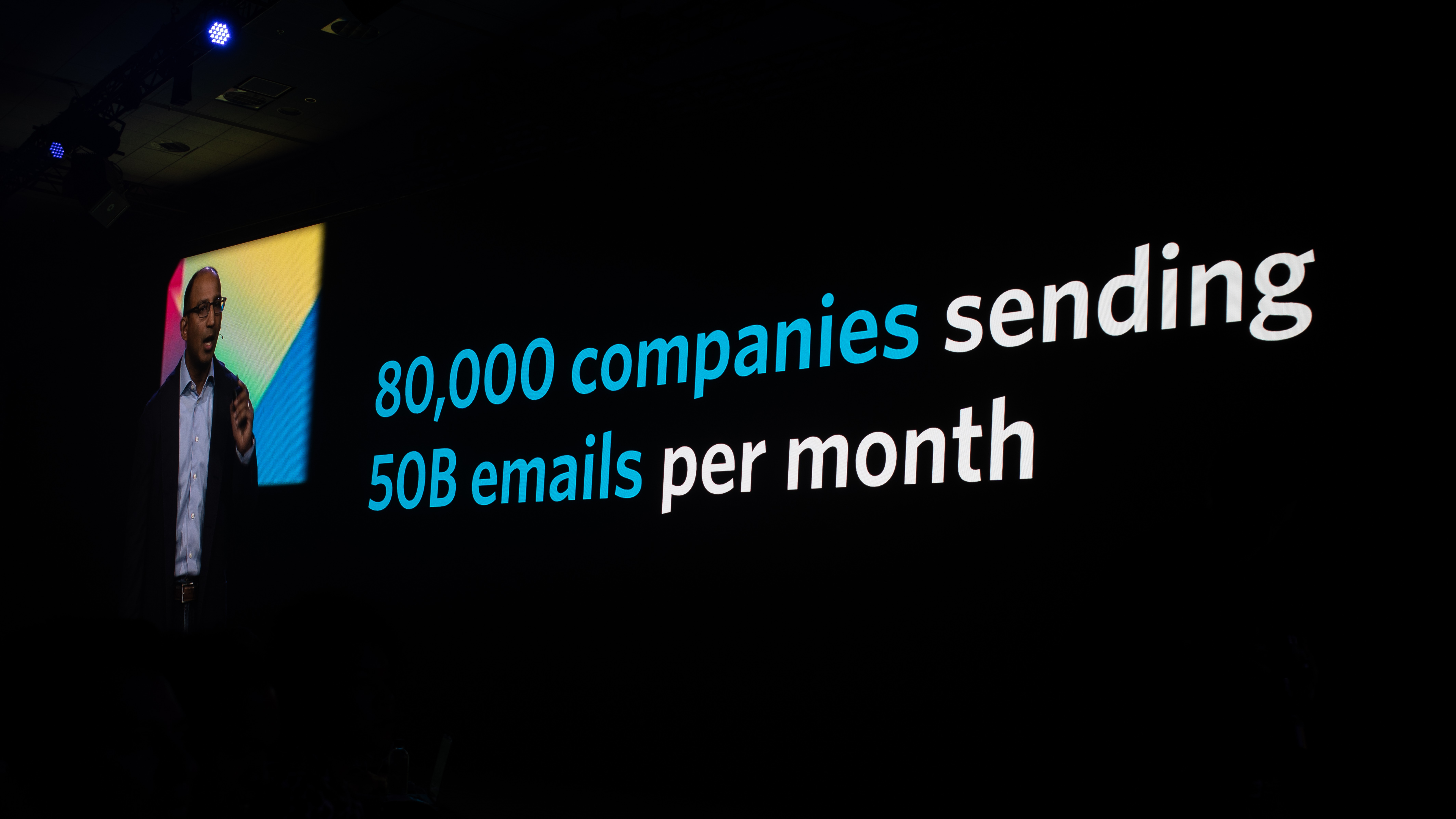 8万もの企業が、毎月500億通のメール送信のためにSendGridを利用
