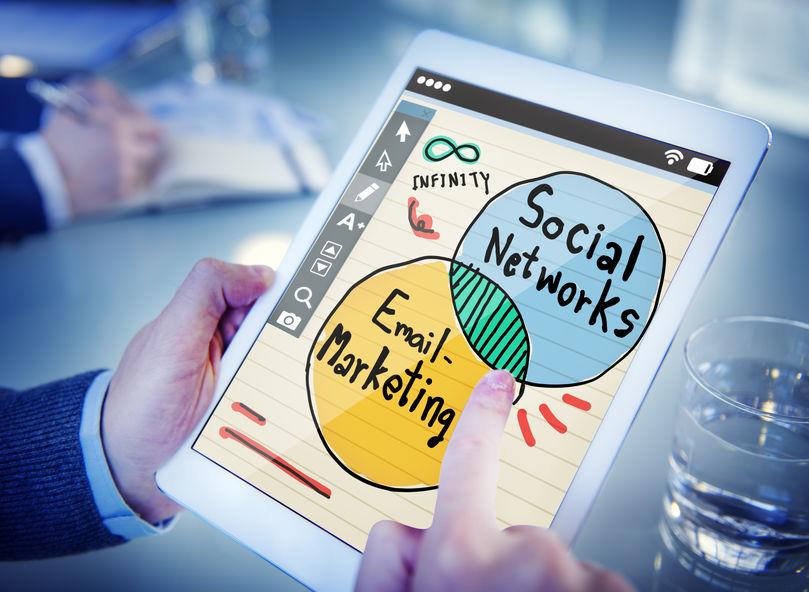メールマーケティング vsソーシャルメディア