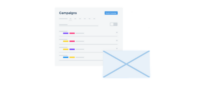 メールをシリーズ化する